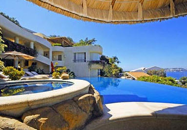 Acapulco Mexico Vacation Villas And Condos Luxury Homes