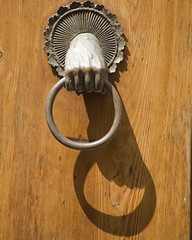 Door Handle, Verona | by fotofacade