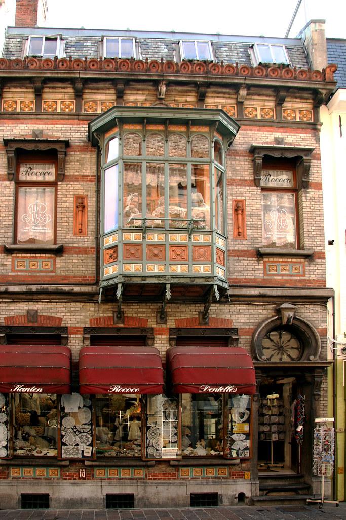 Brugge lace shop online