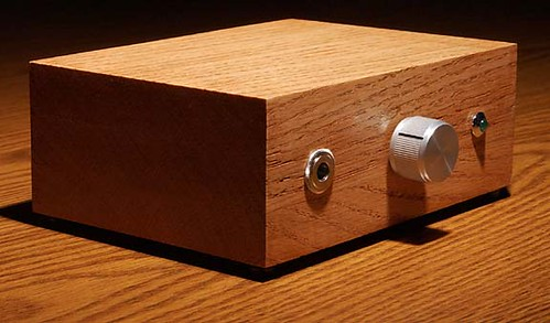 One Of My Diy Headphone Amps This Is A Cmoy Design