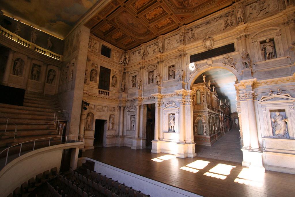 th tre olympique vicence de l 39 architecte palladio tran flickr. Black Bedroom Furniture Sets. Home Design Ideas