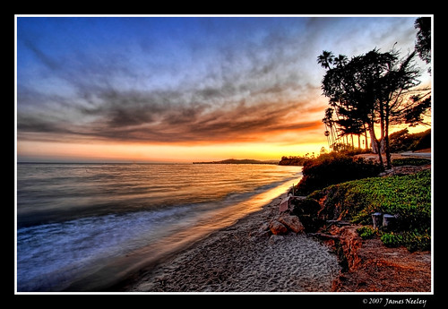 Montecito Sunset | by James Neeley
