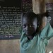 School kid in Gordil, Central African Republic