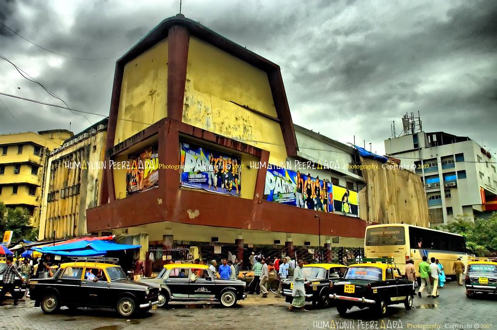 Maratha Mandir Theatreay Central Mumbai India