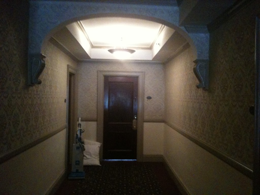 Stanley Hotel What S A Scary Is Room In Their Hotel