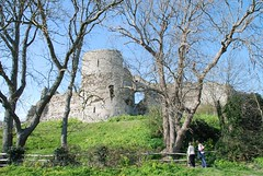 Pevensey Castle - Lots of Normans but Not Much Wisdom!