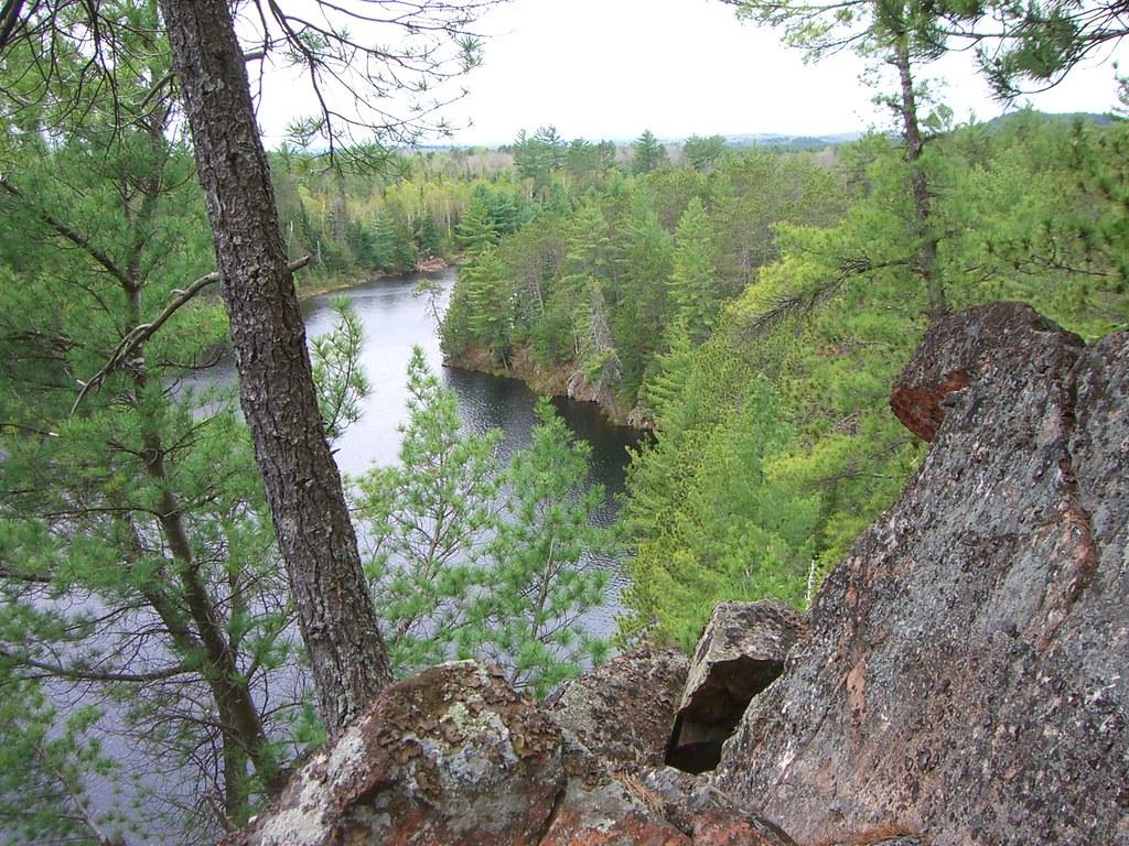 Gotta love that Canadian Shield landscape! | Samuel de ...
