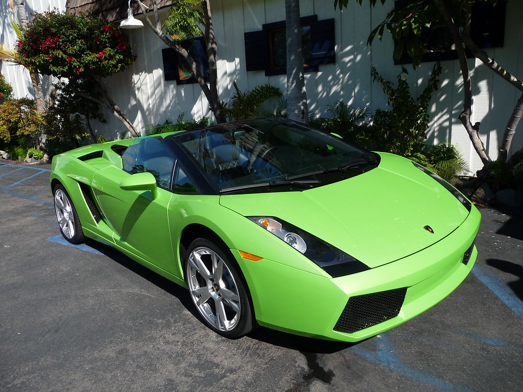 ... Lamborghini Gallardo Spyder | By Hayden G. Photography