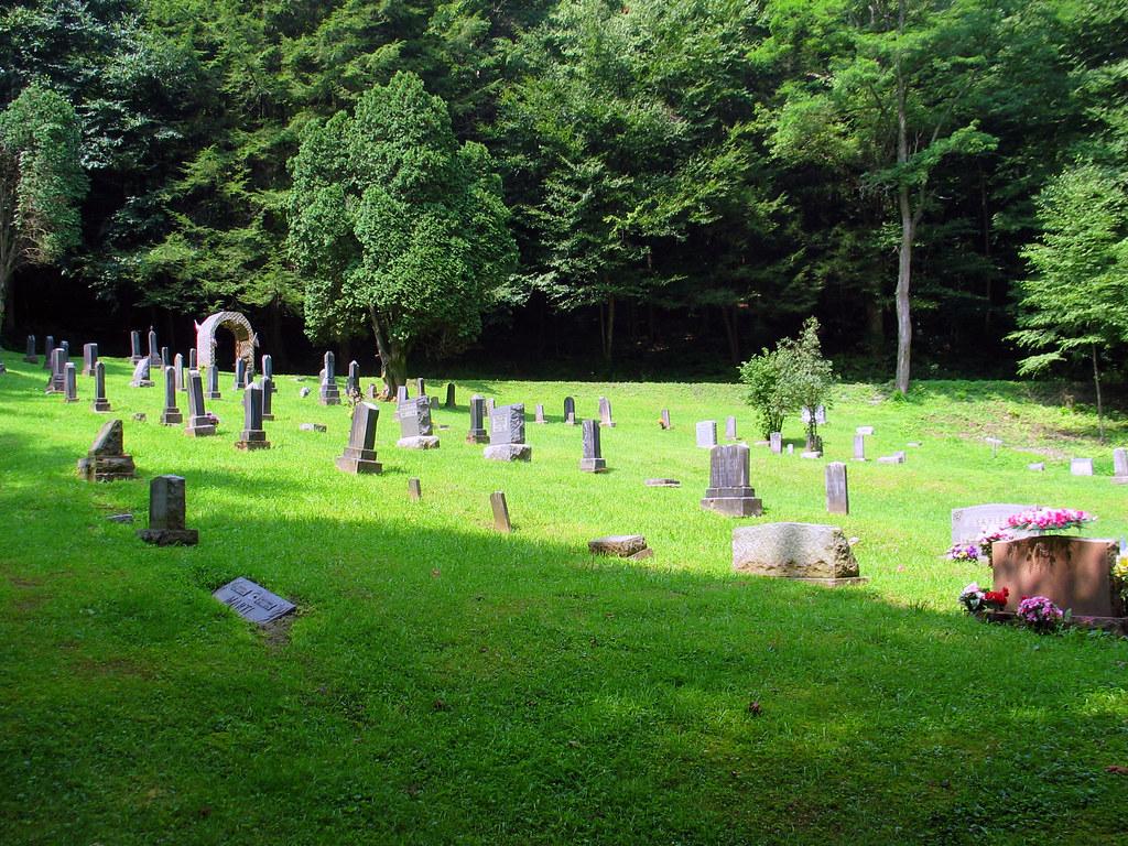 Very Green Cemetery Cimeti 232 Re Verte Helvetia Wv