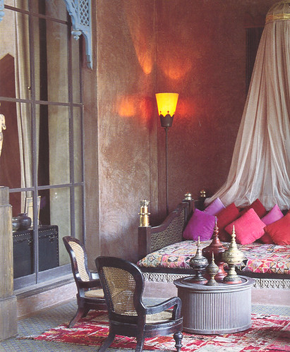 Moroccan style living room flickr photo sharing - Moroccan themed lounge ideas ...