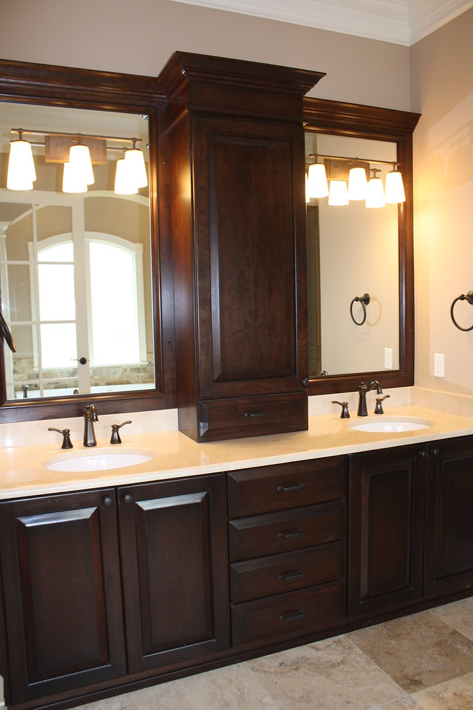 Master Bathroom Medicine Cabinet Heartofthehome Flickr