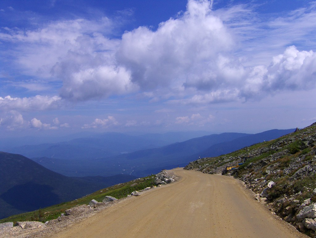 3 Way Auto >> Mount Washington Auto Road | It's paved most of the way, tho… | Flickr