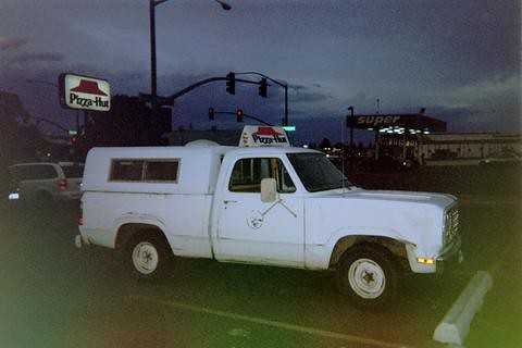 Canyon 114 | ghetto Pizza Hut delivery truck ...