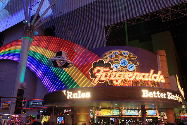 Fitzgeralds Hotel And Casino Las Vegas