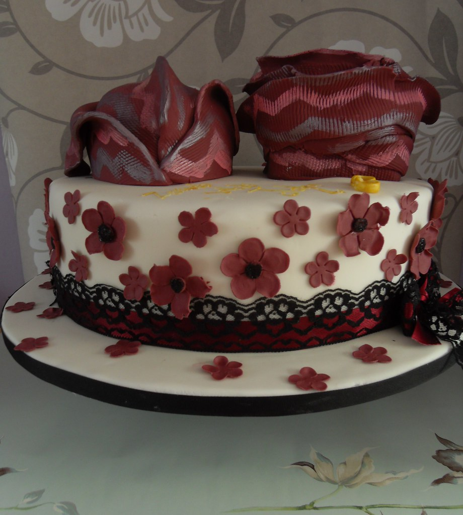 latest nigerian wedding cakes engagement cake andrea akitoye flickr 16731