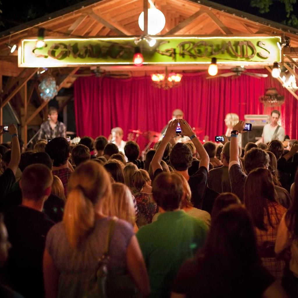 Common Grounds - Outdoor Concert