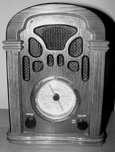 Old Radio | by BarefootSoul