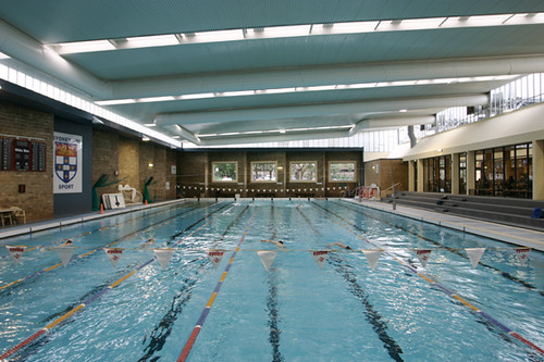 University Sports And Aquatic Centre Sydney June 2007 Flickr