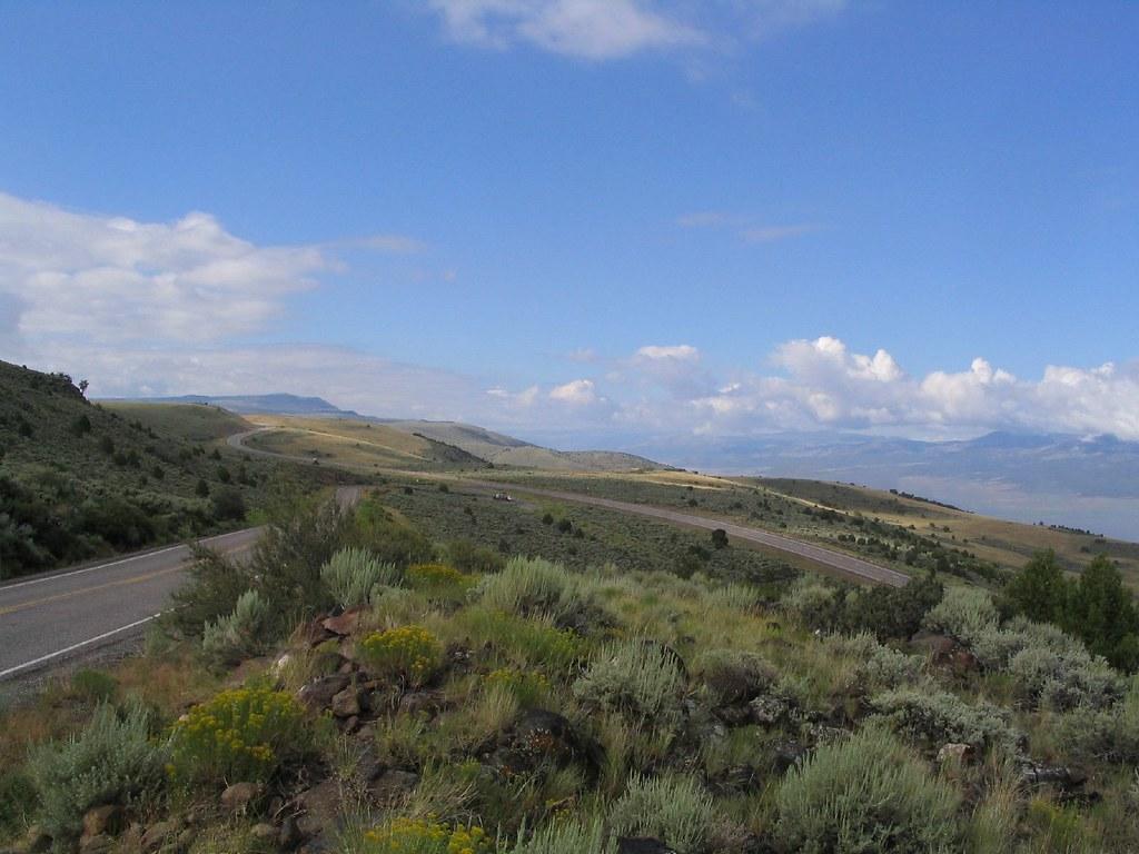 View from utah state route 25 en route to fish lake utah for Fish lake utah