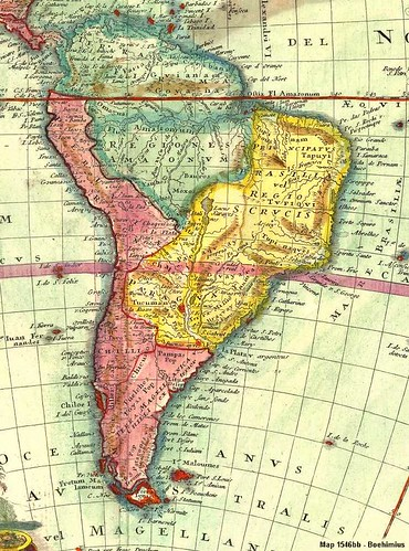Mapa antiguo de Am rica del Sur mapa antigo da Am rica do Sul old map of So