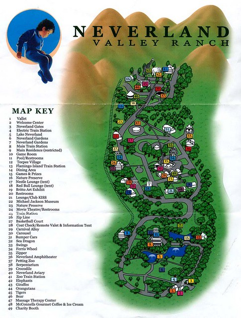 neverland valley ranch