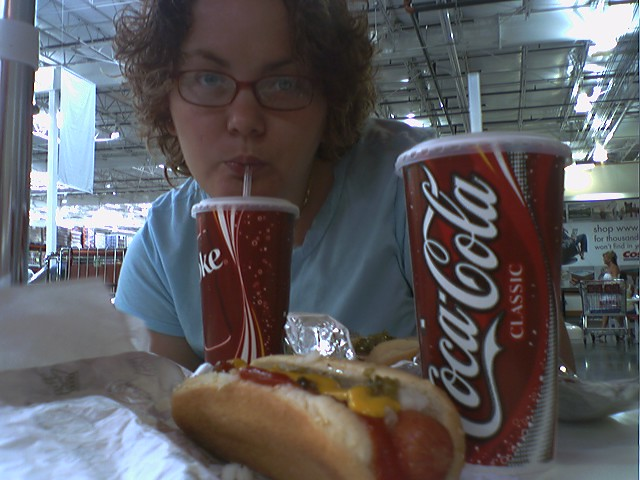Costco Hot Dog Calories Uk