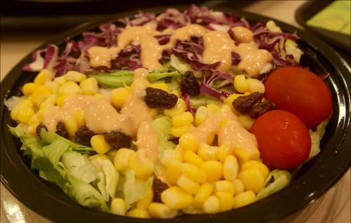 Mcdonalds Salad Dressing Mcdonalds Salad