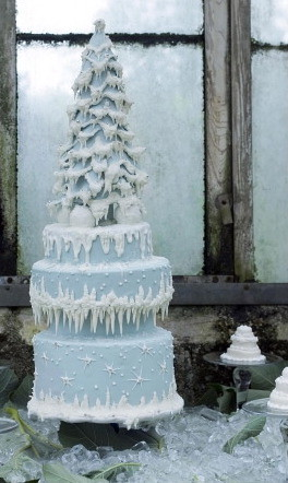 icicle cake Karen Portaleo Flickr