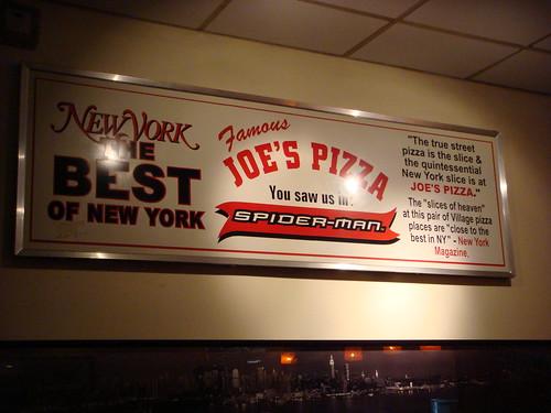 Joe S Pizza North Beach