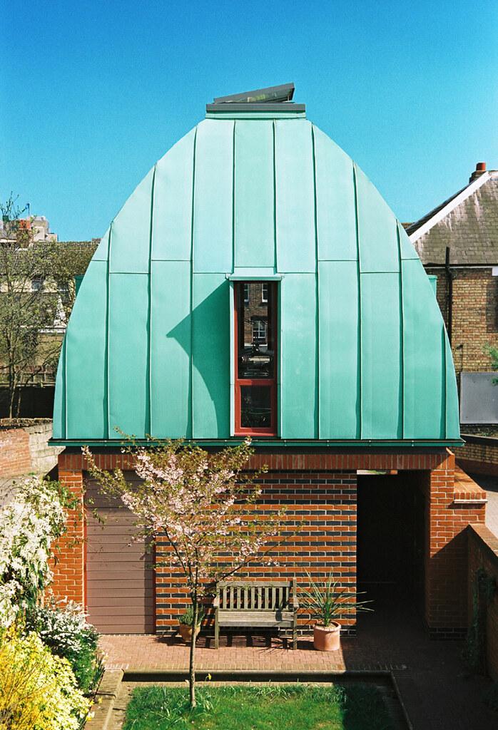 Mill Street Studios Oxford Tecu Patina Copper From Kme