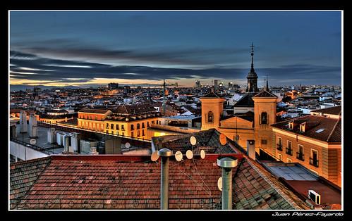 tejados de madrid flickr photo sharing