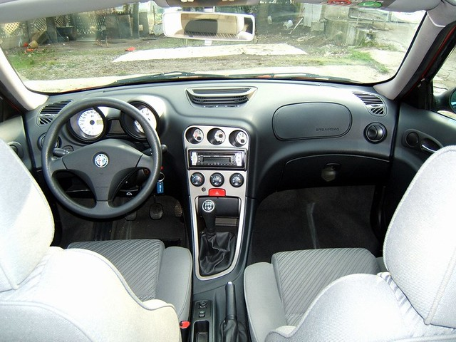alfa romeo 156 1 6 ts interior im selling it so if som flickr. Black Bedroom Furniture Sets. Home Design Ideas