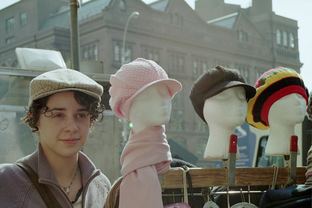mannequins and hats