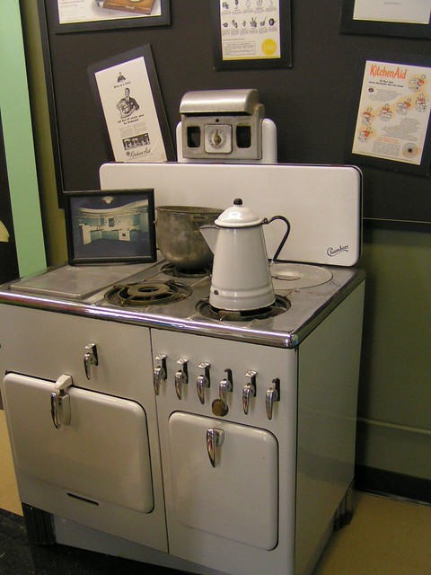 Kitchen Aid Old Stove Down Dradt Gas