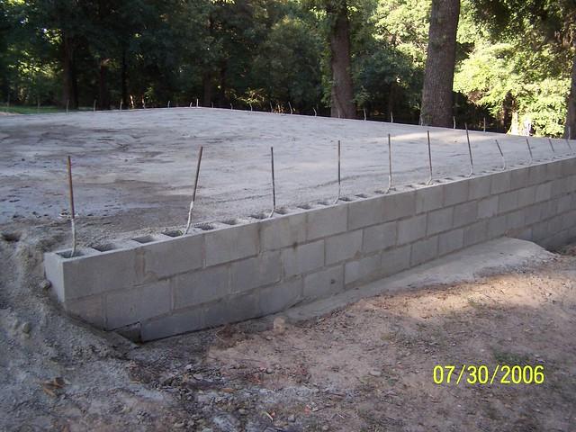 Foundation Block Stem Wall Flickr Photo Sharing