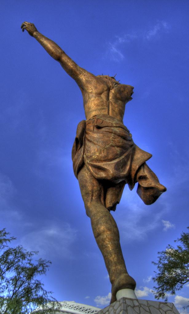 Cristo Roto Aguascalientes Cristo Roto En El Poblado