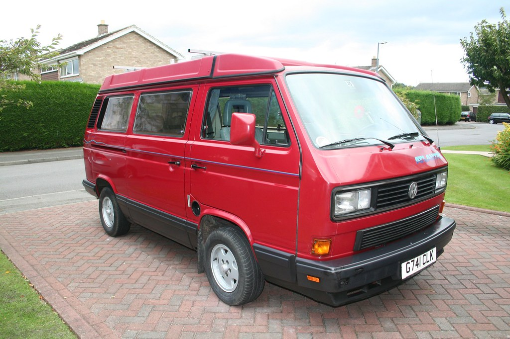 Vw T25 Westfalia Atlantic Camper 1990 Vw T25 Westfalia