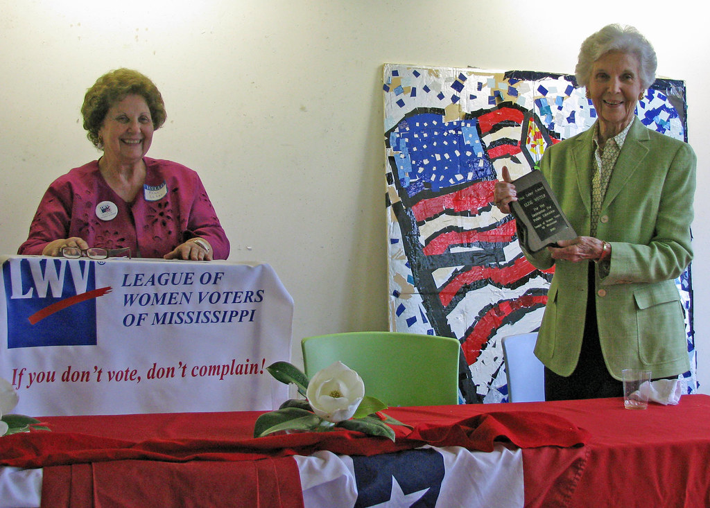 League of Women Voters | Fran Leber, Co-President of the ...