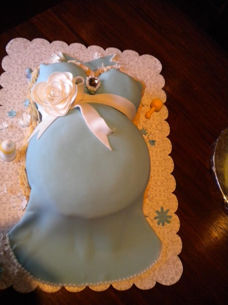 Pregnant Cake Pan