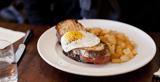 Brunch at Bar Tartine, the Mission | by tastingsf