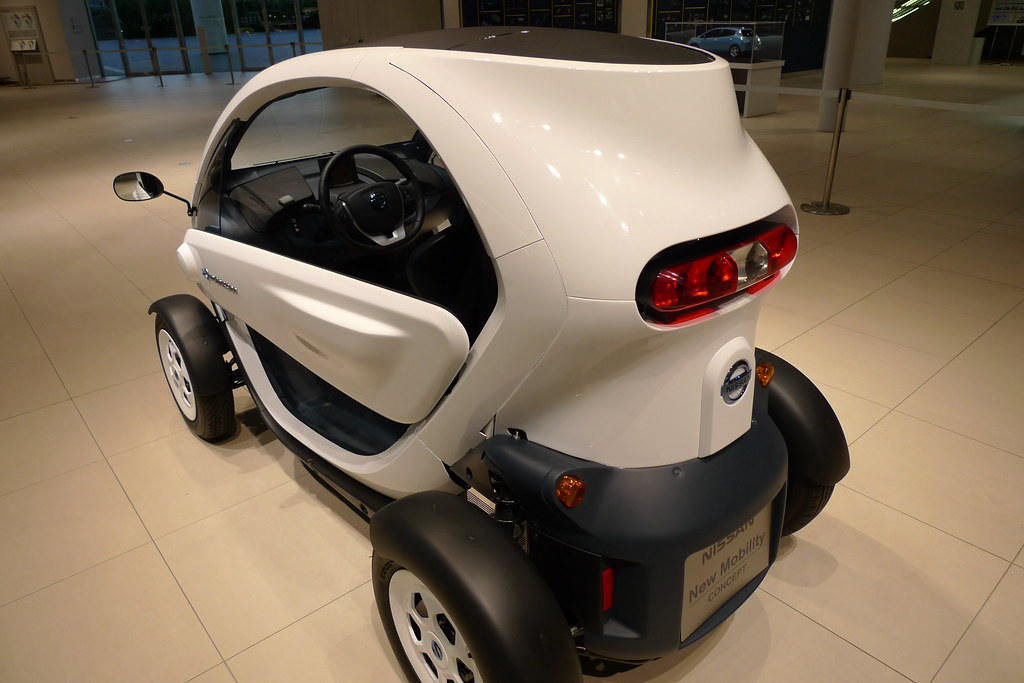 Nissan new mobility concept nissan motor co ltd flickr for Nissan motor co ltd