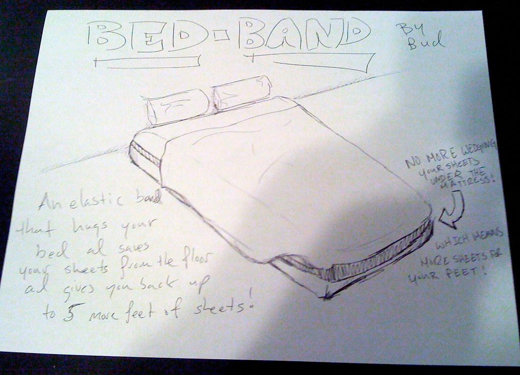 Band Bed Sheets