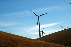 California's largest wind farm, Altamont pass | by kqedquest