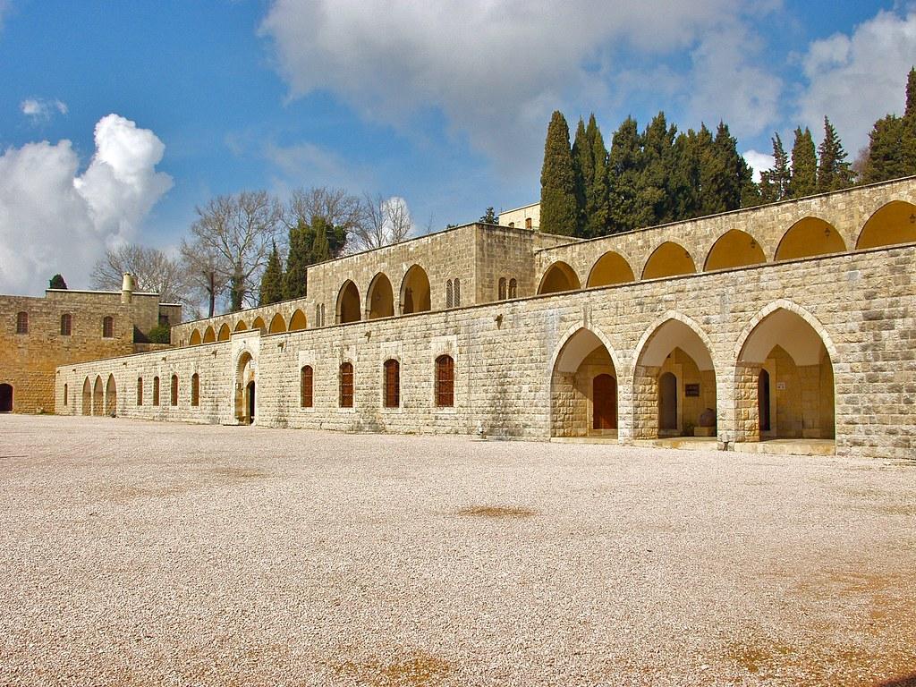 Beit Dine Beit el Dine Palace | by