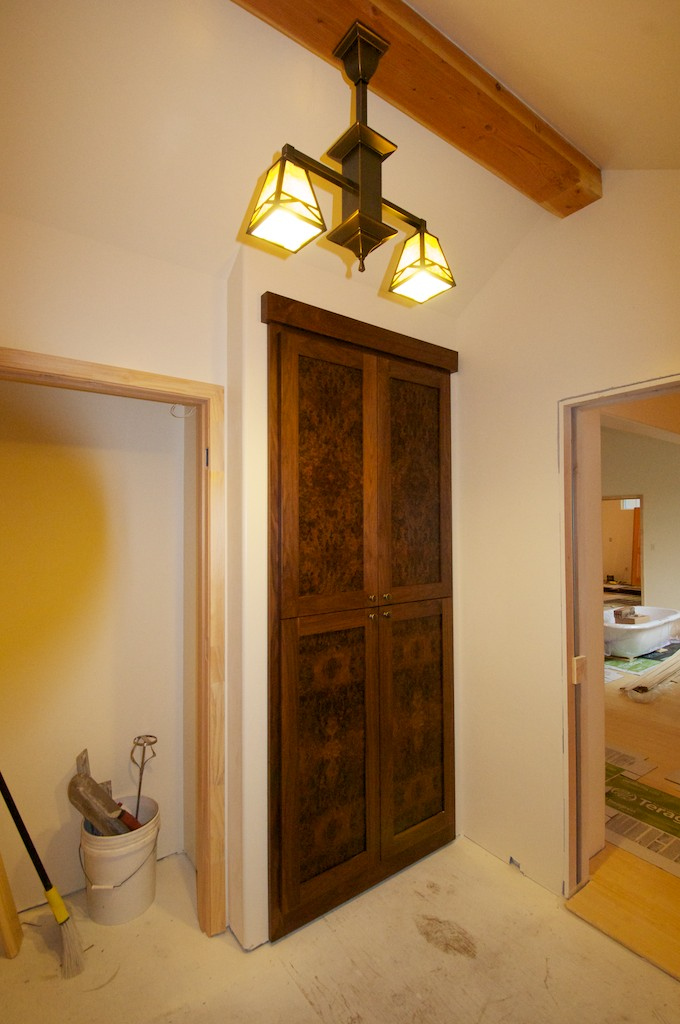 Entryway Closet Doors One Thing Our Existing House Lacks