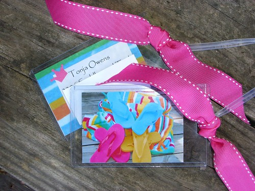 LUGGAGE TAGS | by Tonja Owens