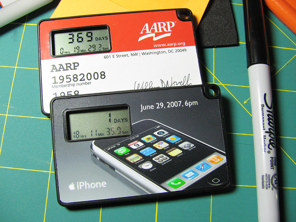 countdown app iphone diy iphone countdown clock i should of thought of this 2148