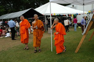 Laotian Buddhist Temple Event | by WNPR - Connecticut Public Radio
