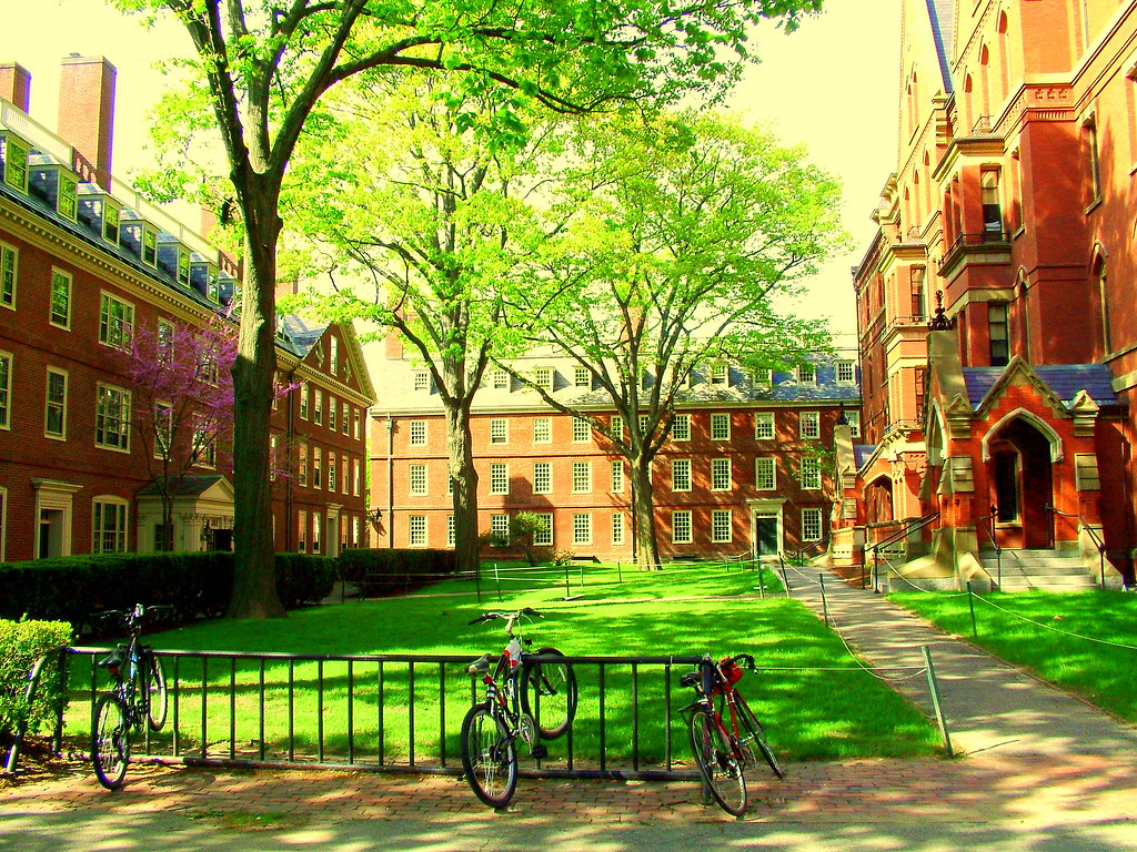 Harvard College Dorms Harvard Dorms Near Old Harvard