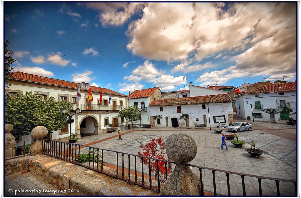 0196 plaza real san mart n de valdeiglesias madrid for Piscina climatizada san martin de valdeiglesias